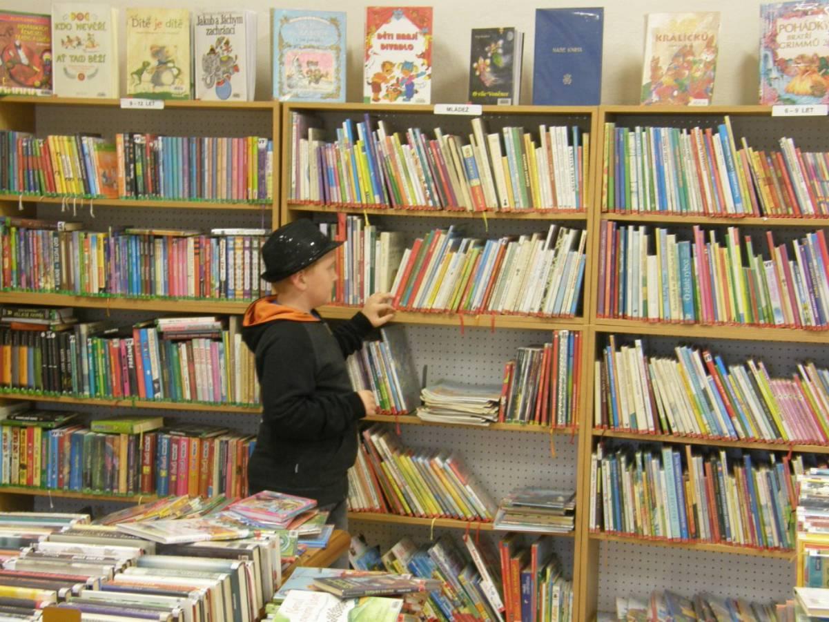 Obecní knihovna Moravičany